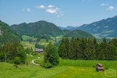 Wanderung durch die Breitachklamm - Allgäuer Alpenlandschaft