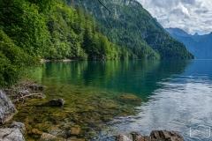 Wanderung Malerrunde - Königsseeufer