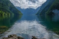 Wanderung Malerrunde - der Königssee