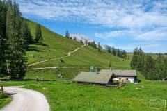 Wanderung zum Jenner-Gipfel - Königsbachalm