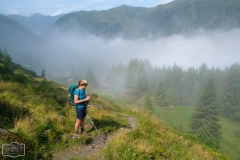 Gratwanderung - Fotoshooting Talnebel
