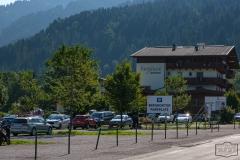 Wanderung auf die Hohe Salve - Bergdoktor-Parkplatz