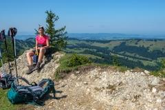 Wanderung auf dem Grat der Nagelfluhkette - Gipfelstürmer