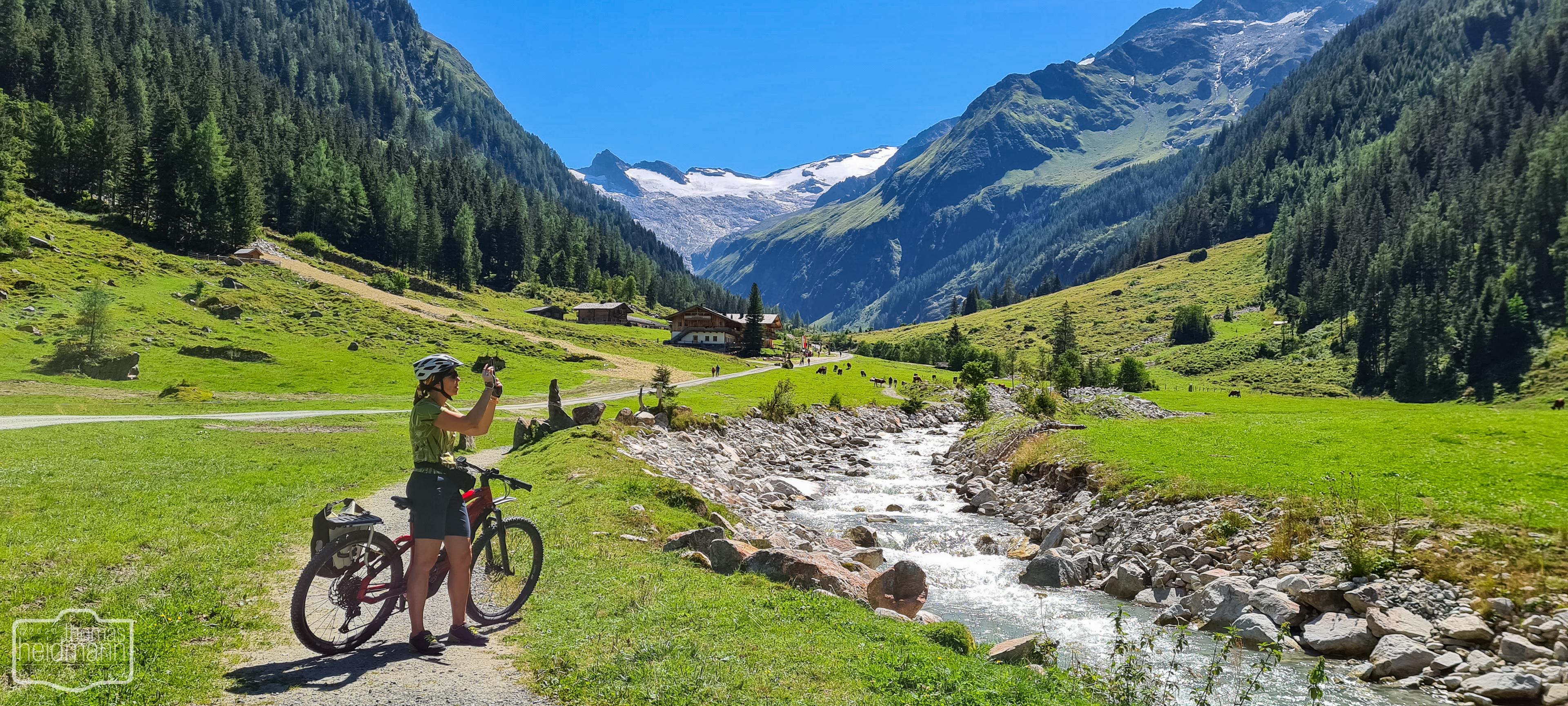Ausflug ins Habachtal