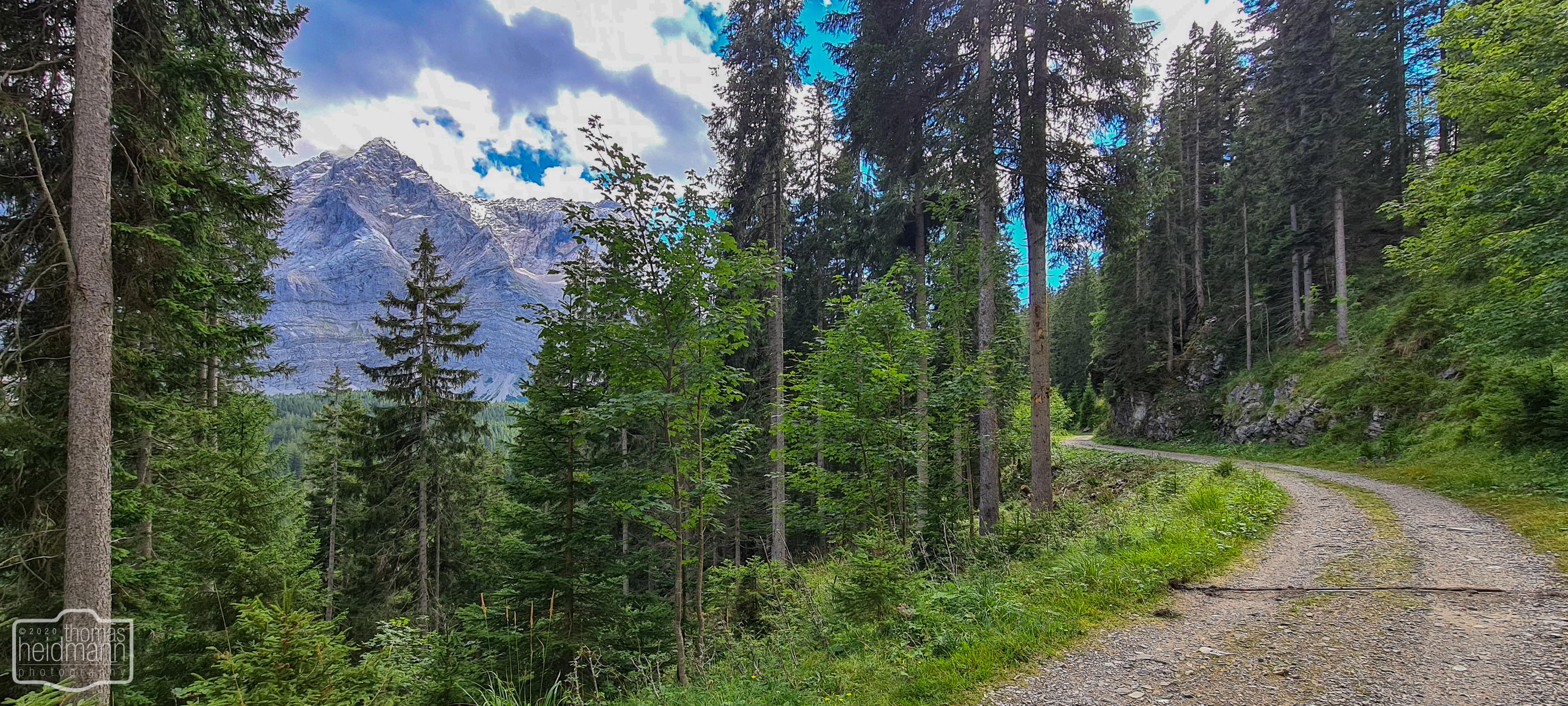 Zugspitze umrunden
