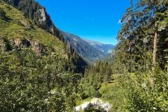 Wildromantisches Obersulzbachtal