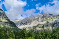 Bergwelt in Leutasch