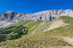 Das Wettersteingebirge