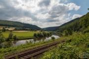 Radtour bei Bad Katlshafen an der Weser