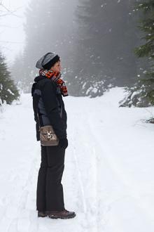 Winterwandern im Harz bei Braunlage