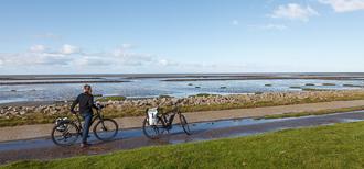 Kurztripp: Nordsee bei Büsum