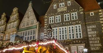 Kurztripp: Bremer Weihnachtsmarkt