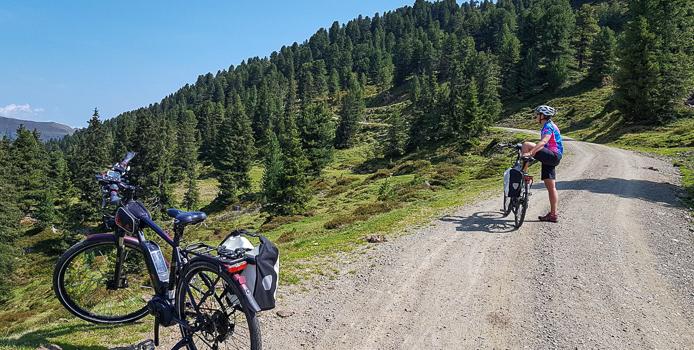 Reise: Österreich -Teil 2 bis Tirol-