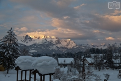 Gipfelsonne / Sonnenaufgang