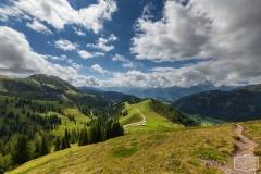 Wanderung zur Bischlingshöhe