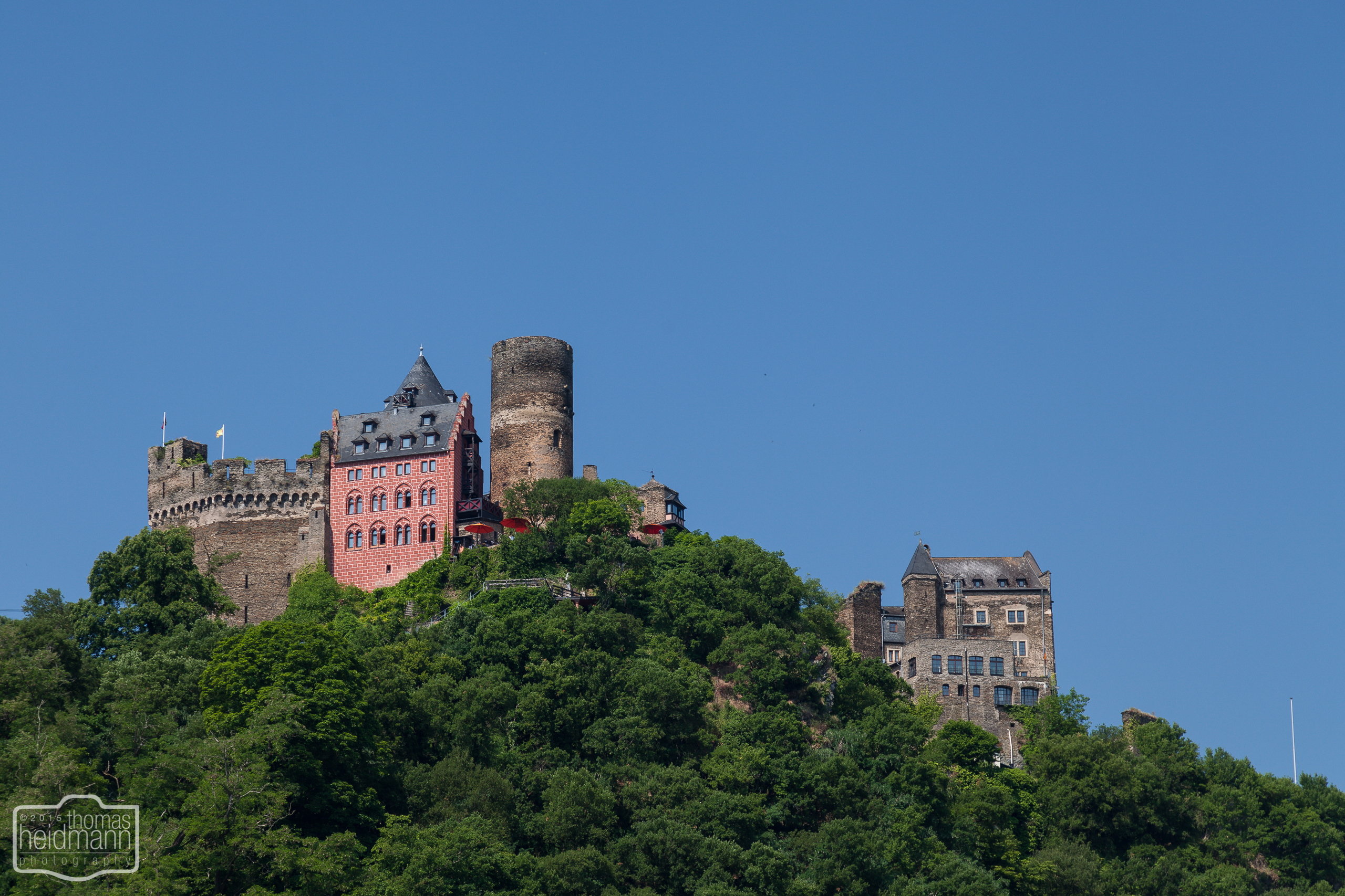 Burg am Mittelrhein