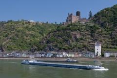 Burg Katz am Mittelrhein