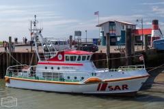Seenot-Rettungskreuzer Eiswette auf Nordstrand
