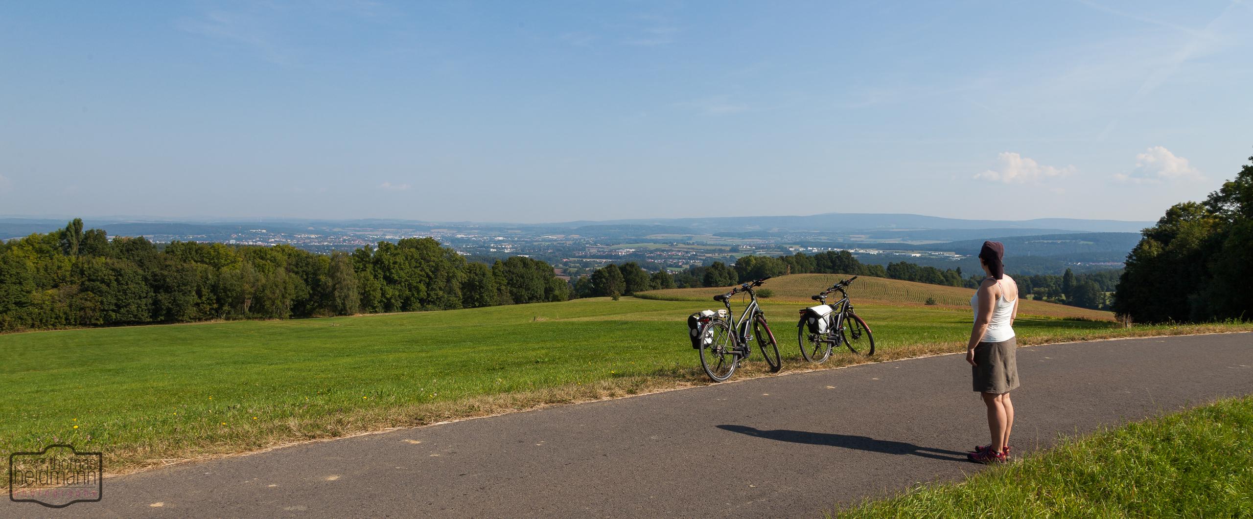Radtour im Umland von Bayreuth