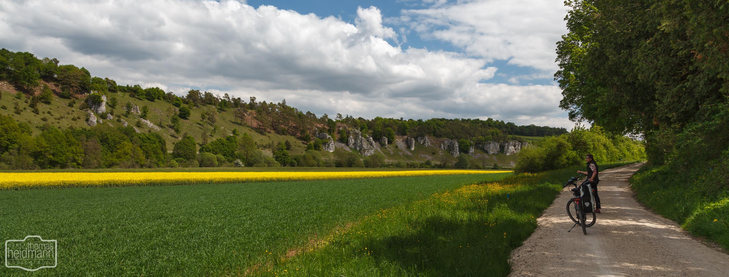 Die zwölf Apostel im Naturpark Altmühltal