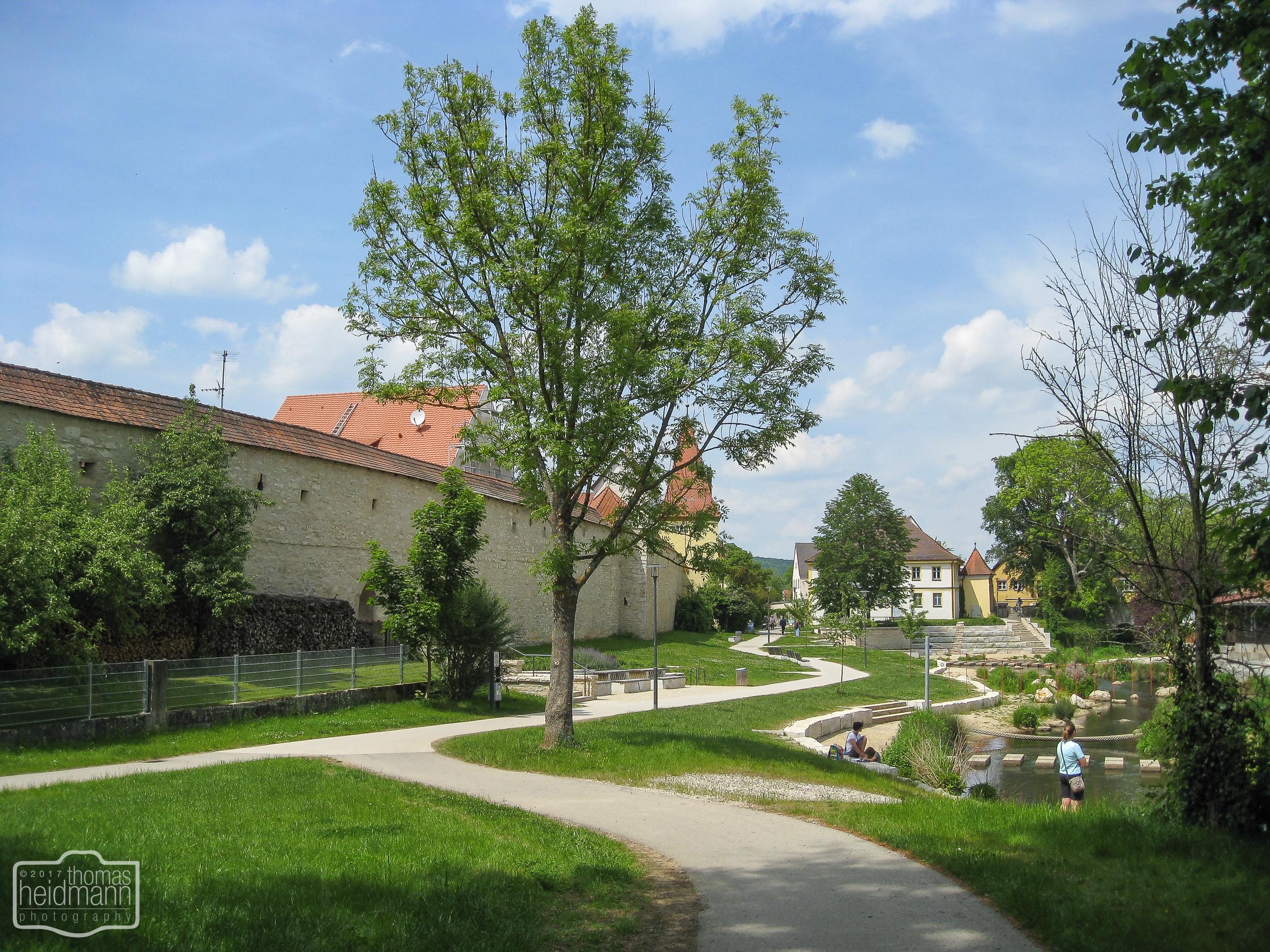 Berching am Main-Donaukanal