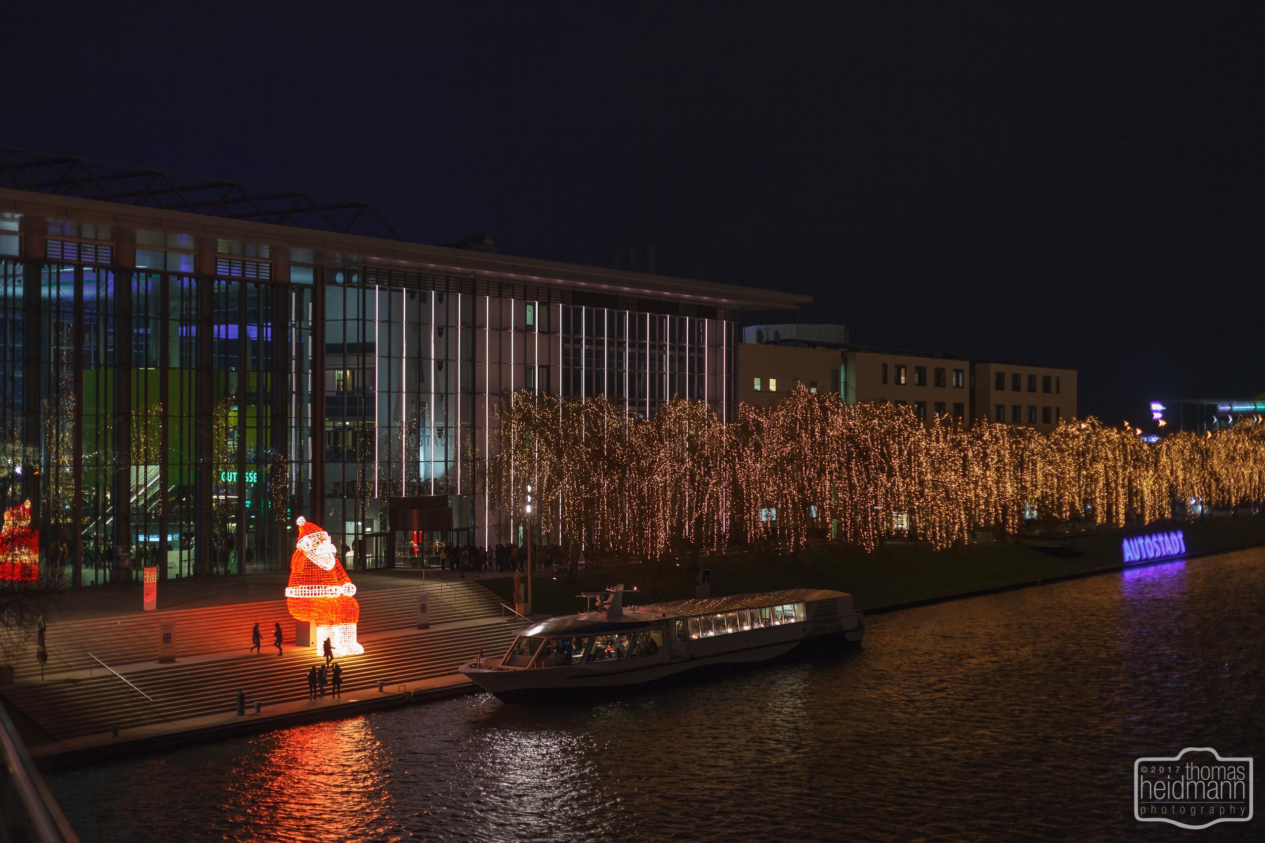Eingang Autostadt Wolfsburg