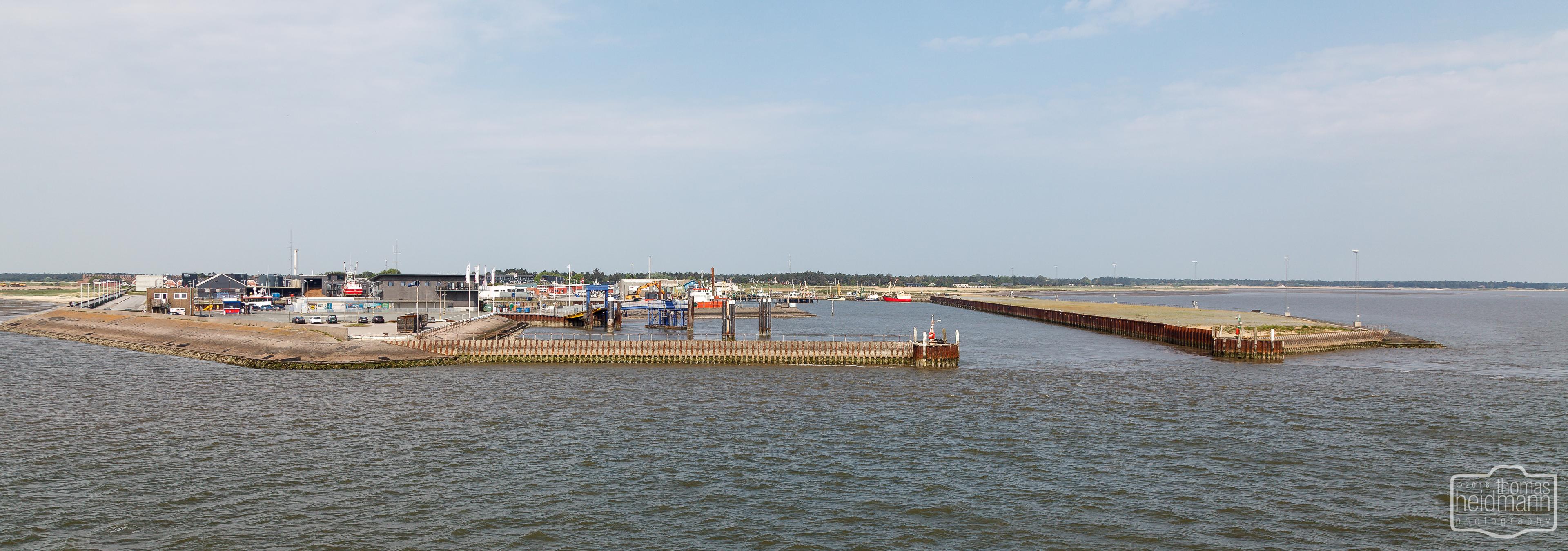 Hafen Havneby Syltfähranleger