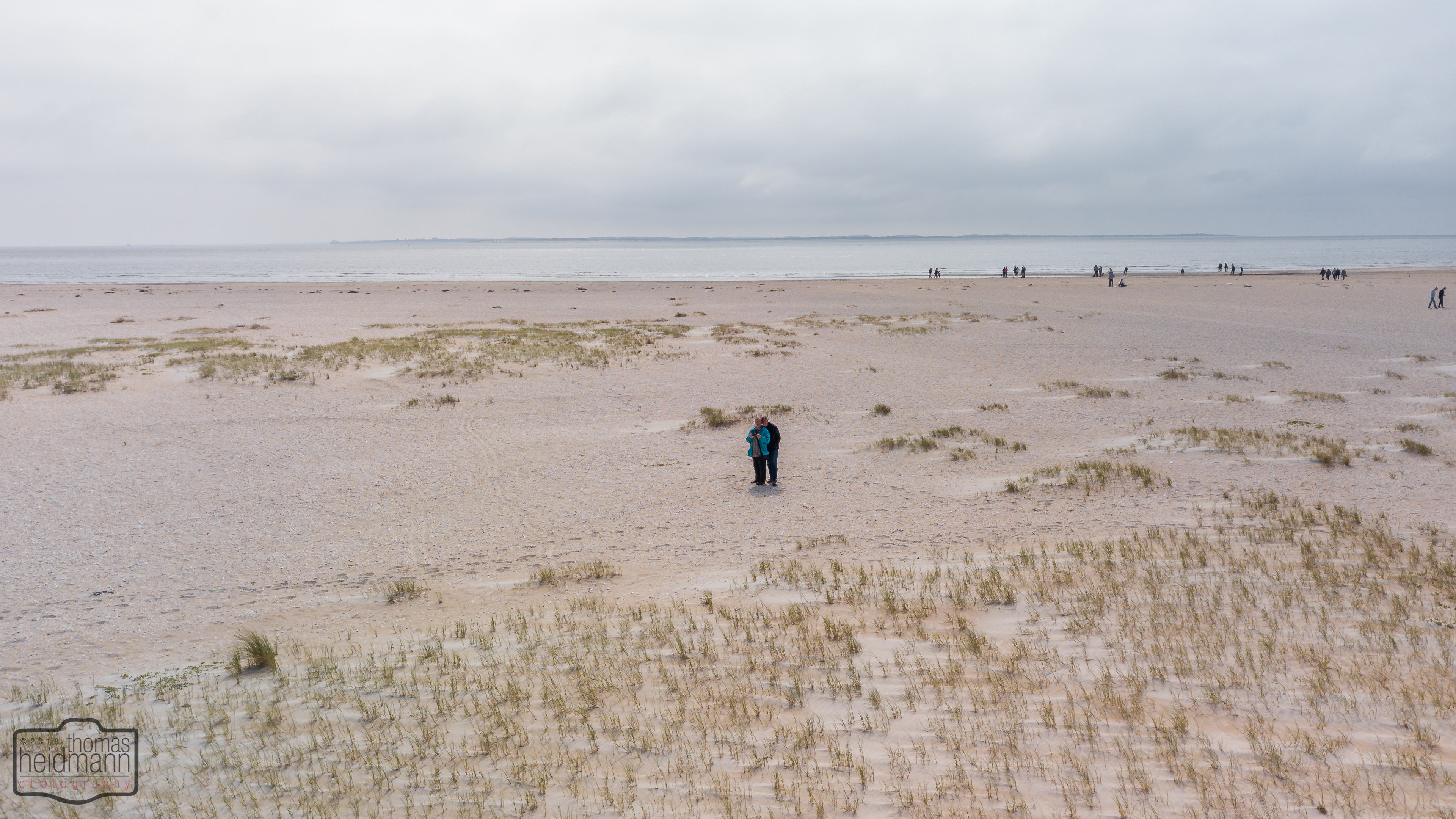 Strandspaziergang auf Rømø