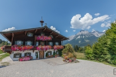 Radtour zum Bergdoktor in Söll, Ellmau und Going - Bergdoktor-Praxis