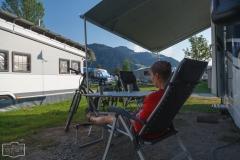 Campingplatz Franzlhof in Söll