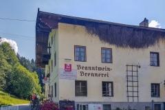Radtour zum Bergdoktor in Söll, Ellmau und Going - Ellmauer Obstbrennerei