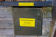 Harzer Wandernadel Nr. 6 Obere Ilsefälle