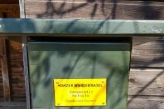 Harzer Wandernadel Nr. 3 Am Kruzifix
