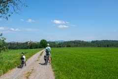 Radtour am Twistesee bei Bad Arolsen
