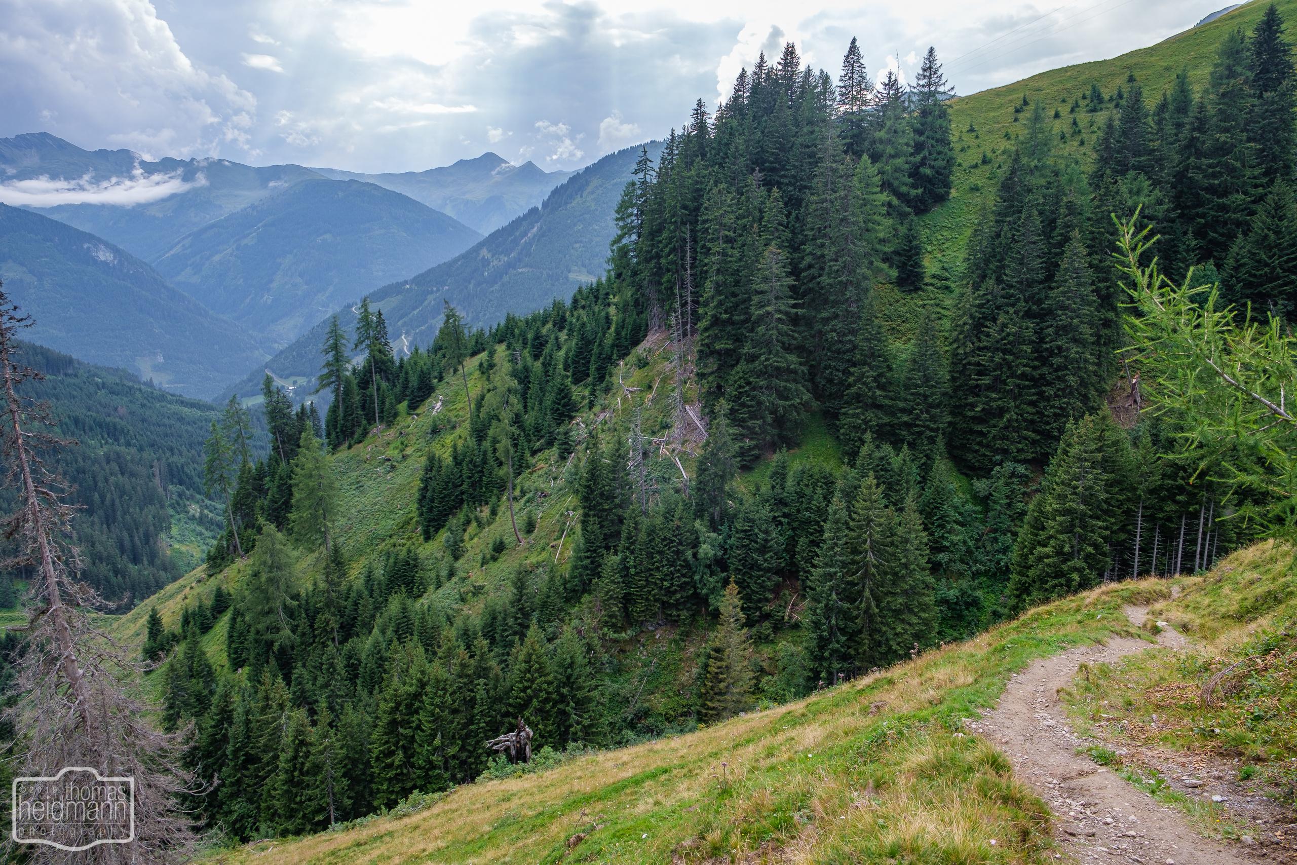 Gratwanderung - Der Weg ins Tal