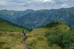Wanderung zur Hirschgrubenalm und Modereggalm - Schwerer Wanderweg