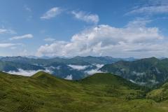 Gratwanderung - Panoramablick