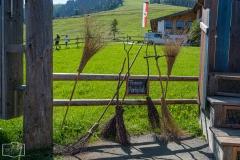Wanderung auf die Hohe Salve - Hexenparkplatz