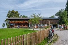 Radtour durchs Bergdoktorland - Gruberhof