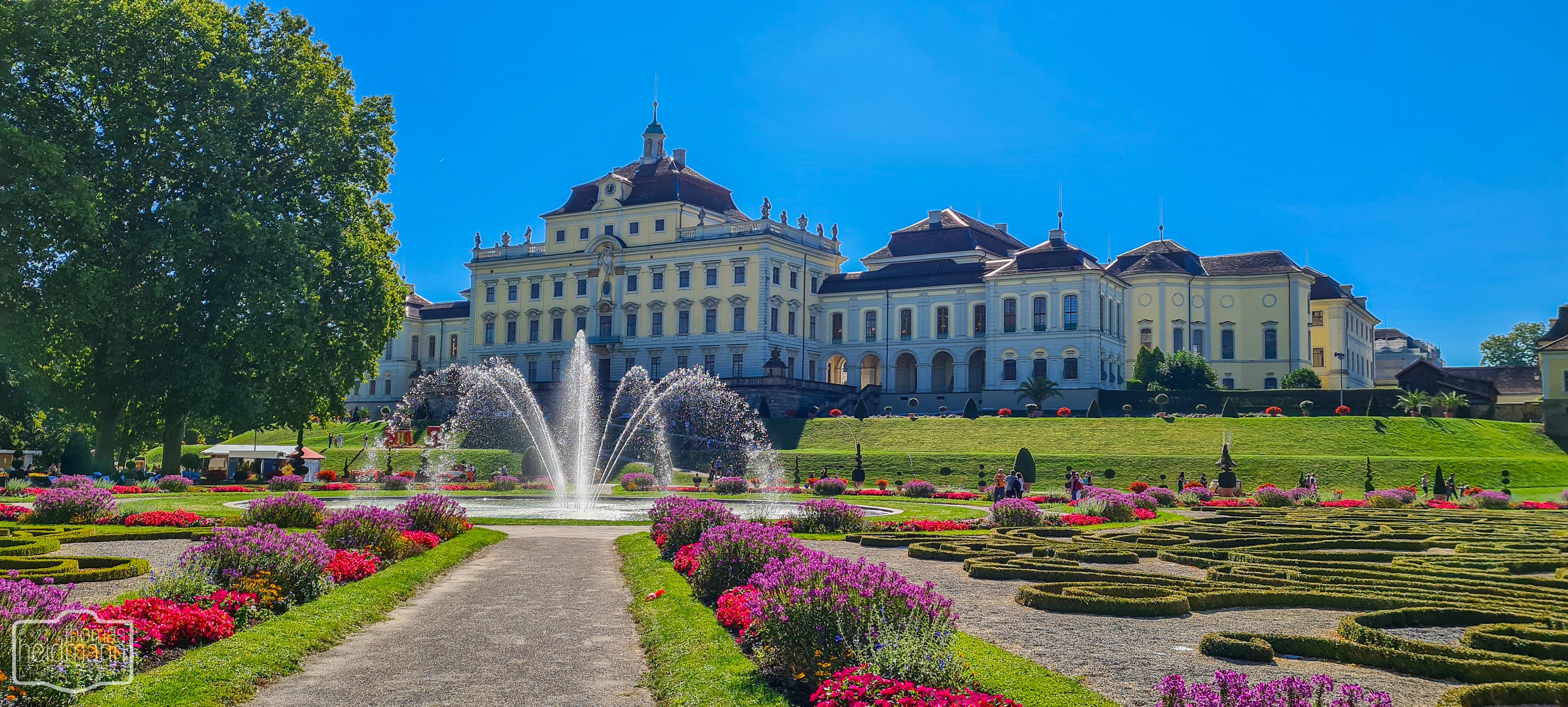 Kürbisfest am Ludwigsburger Schloss