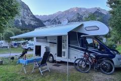 Campingplatz Leutasch am Wettersteingebirge