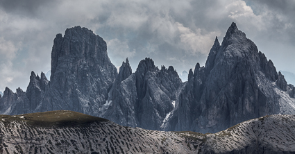 Dolomiten - faszinierende Bergwelt