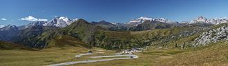 Reise: Wandern in den Dolomiten