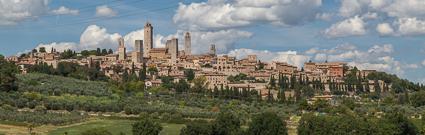 Weltkulturerbe San Gimignano