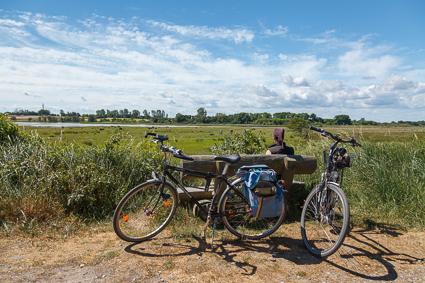 Radtour durch das Naturschutzgebiet Geltinger Birk