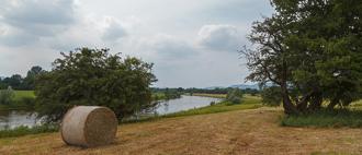 Reise: Weserbergland bei Rinteln und Bad Karlshafen