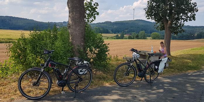 Reise: Österreich -Teil 1 bis Bayreuth-