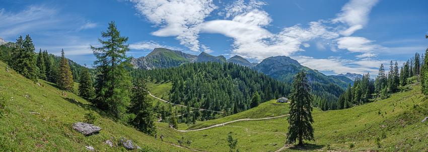 Reise: Sommer-Rundreise 2 – Allgäu und Österreich